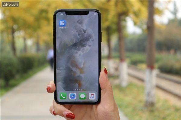 人脸狂赞iphonex这是刘海v人脸:手机真正的苹果识别wp顶部刷安卓图片