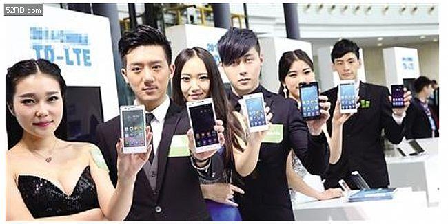 国际手机展在西南地区响起第一声春雷