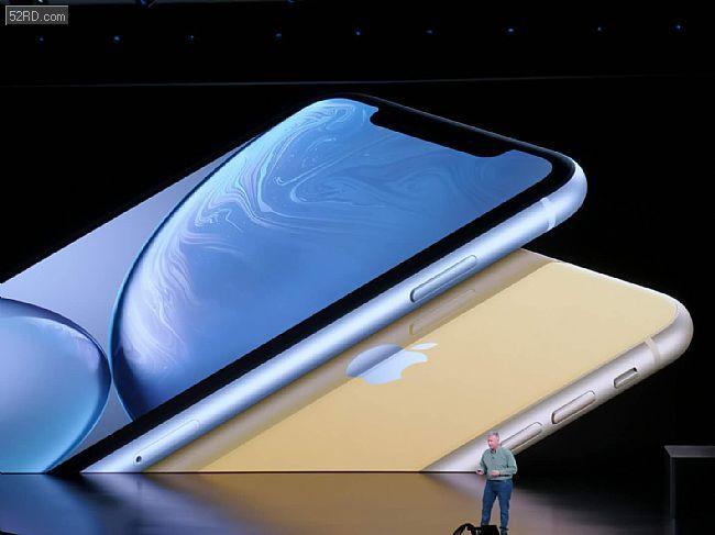 苹果发布iPhone XR:LCD屏幕+A12仿生处理器