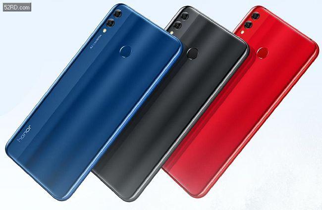 荣耀8X和8X Max手机发布 旗舰性能+平板大屏