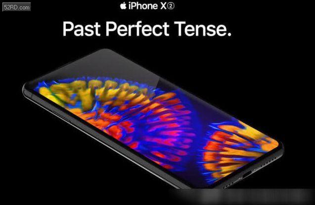 iPhoneX2概念图:滑盖设计+后置指纹 酷似小米MIX3