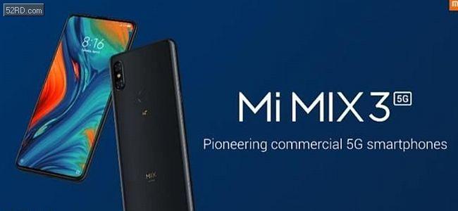 卢伟冰:小米首款5G手机Mix3将与大家见面