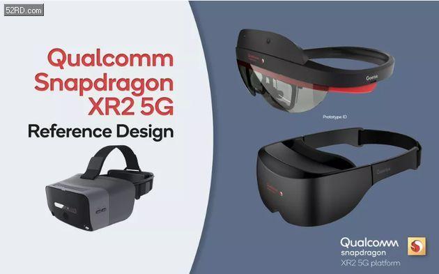 高通:70多部5G手机搭载骁龙865 展示全新VR/AR眼罩