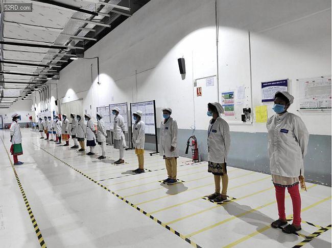 受疫情影响,印度制造业处于低迷状态 印度疫情影响了中国经济