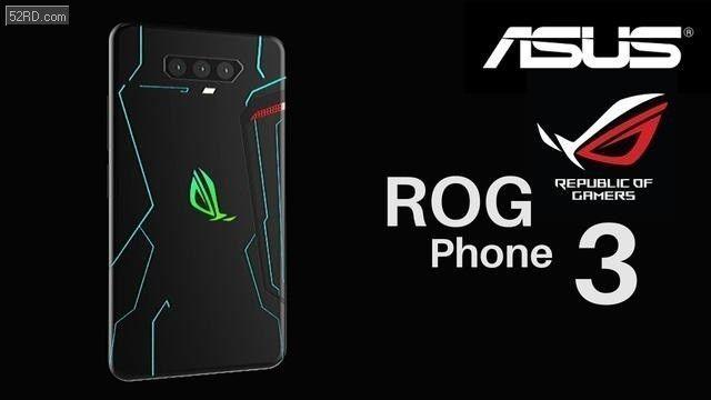 ROG电竞手机曝光:搭载865+芯片